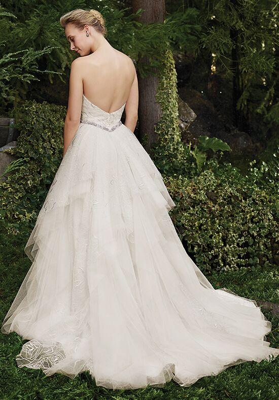 Casablanca Bridal 2264 Rosette Wedding Dress The Knot - Rosette Wedding Dress