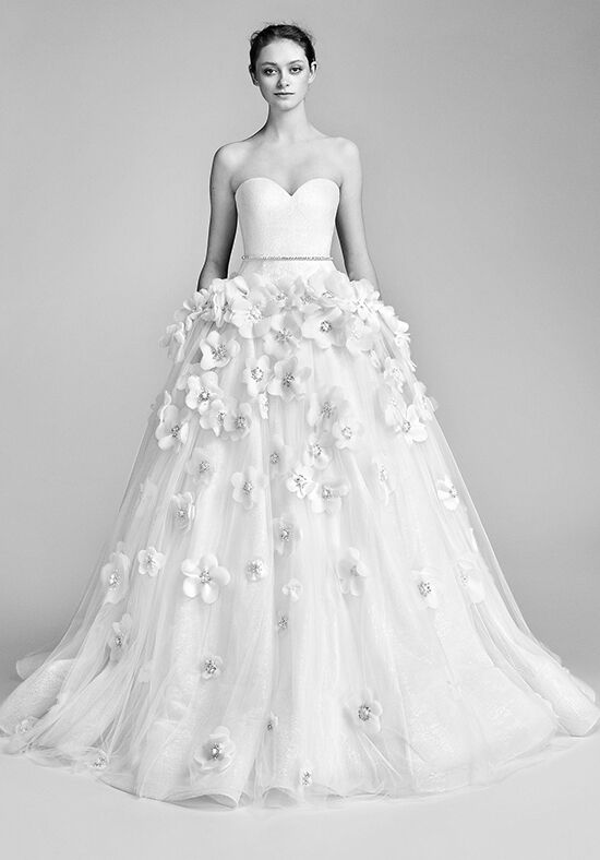 Viktor&Rolf Mariage Flowerbomb Bloom Gown Ball Gown Wedding Dress
