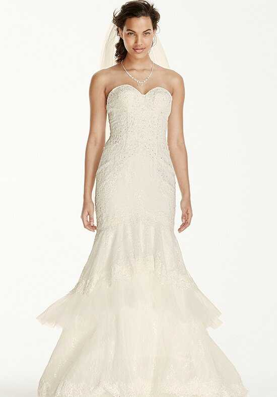 David's Bridal Jewel Style WG3762 Wedding Dress photo
