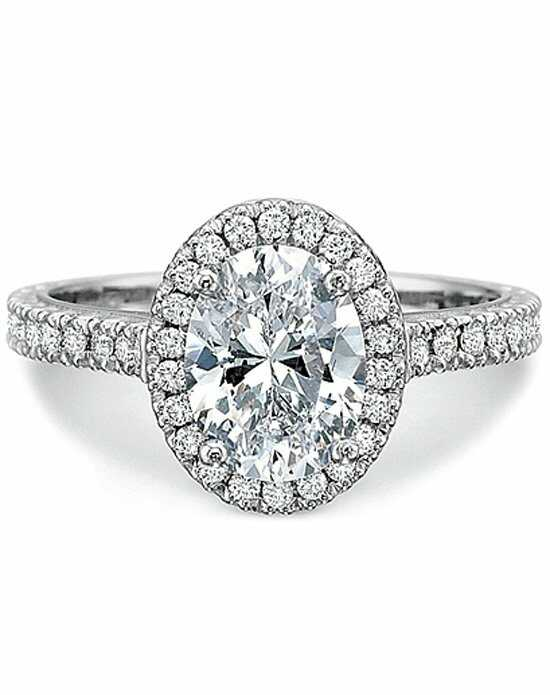 Since1910 Classic Oval Cut Engagement Ring