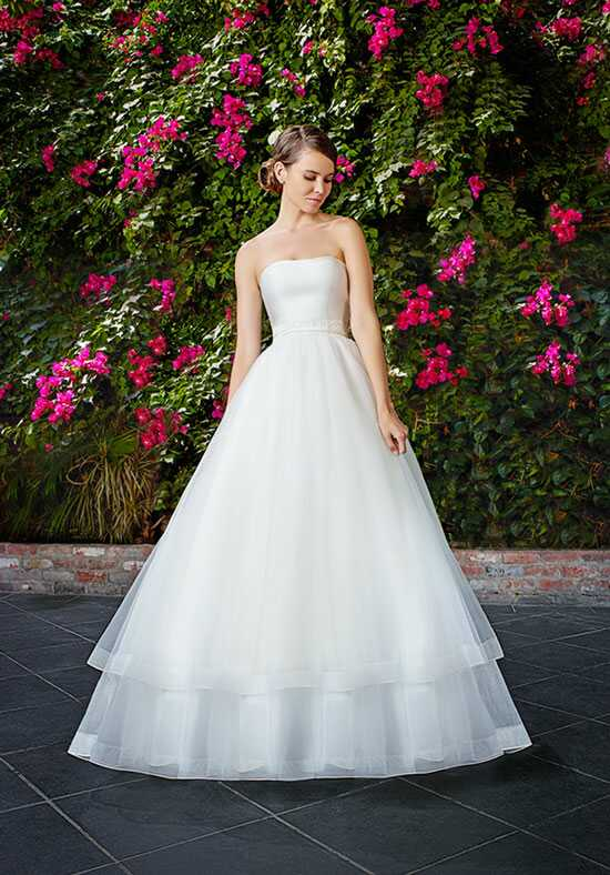 Moonlight Tango T770 Ball Gown Wedding Dress