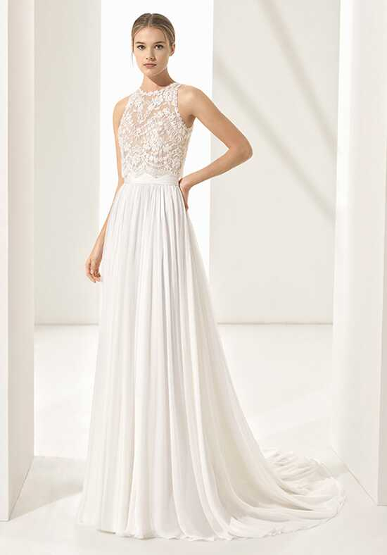 Rosa Clara Couture PANDORA Sheath Wedding Dress