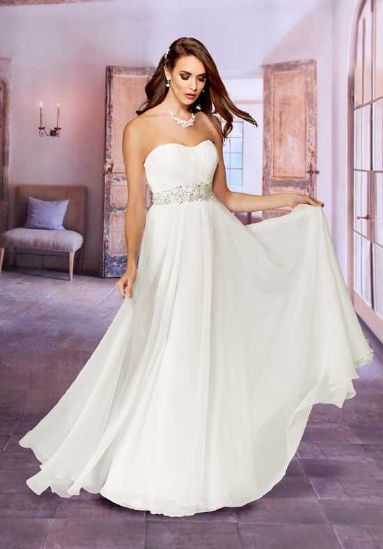 1 Wedding by Mary's Bridal 2622 A-Line Wedding Dress