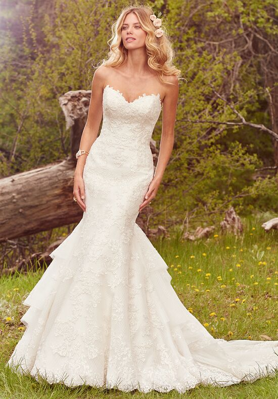 Maggie Sottero Goldie Wedding Dress