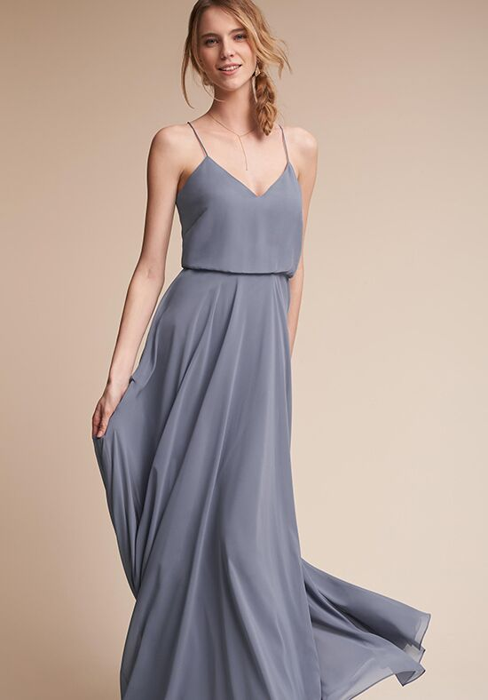 BHLDN (Bridesmaids) Inesse V-Neck Bridesmaid Dress