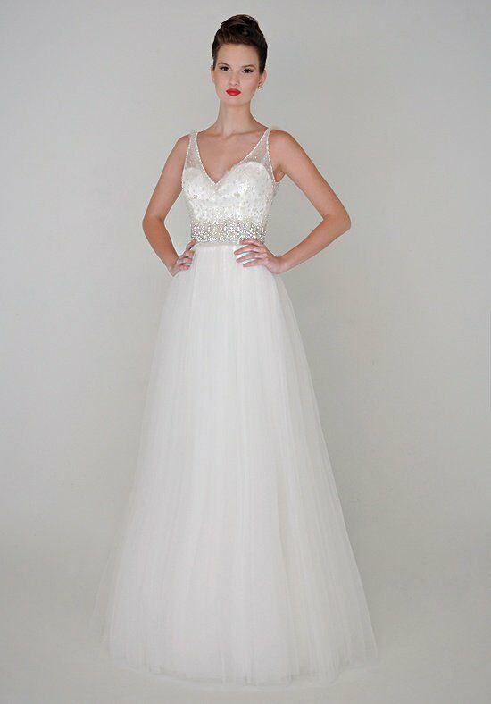 "Eugenia ""Willa"" Style # 3933 A-Line Wedding Dress"