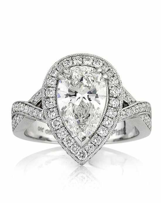 pear shaped wedding ring