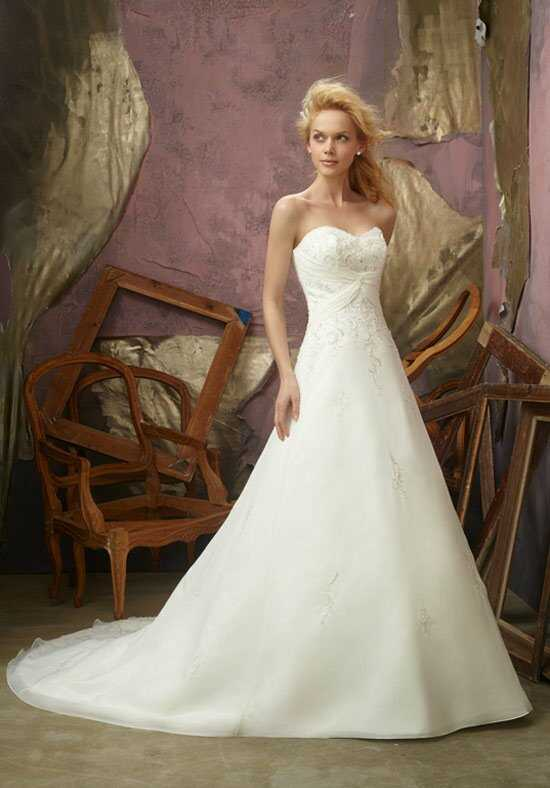 Morilee by Madeline Gardner 2105 Wedding Dress photo
