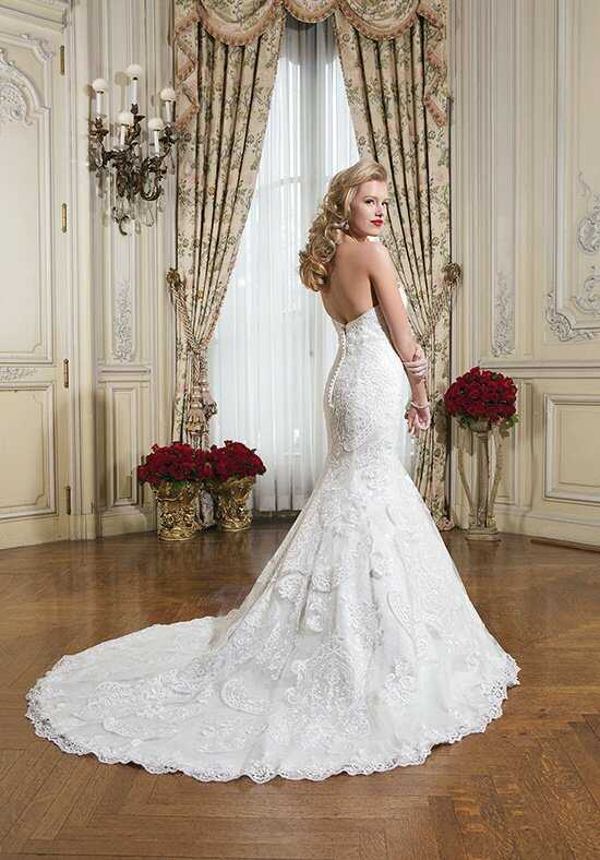 Justin Alexander 8776 Mermaid Wedding Dress