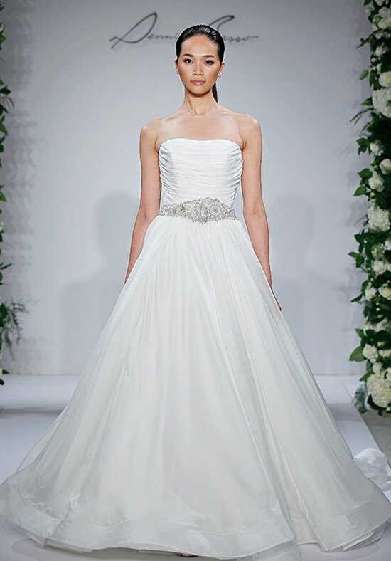 Dennis Basso for Kleinfeld 14046 Ball Gown Wedding Dress