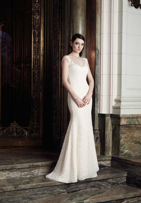 Mikaella 2000 Sheath Wedding Dress