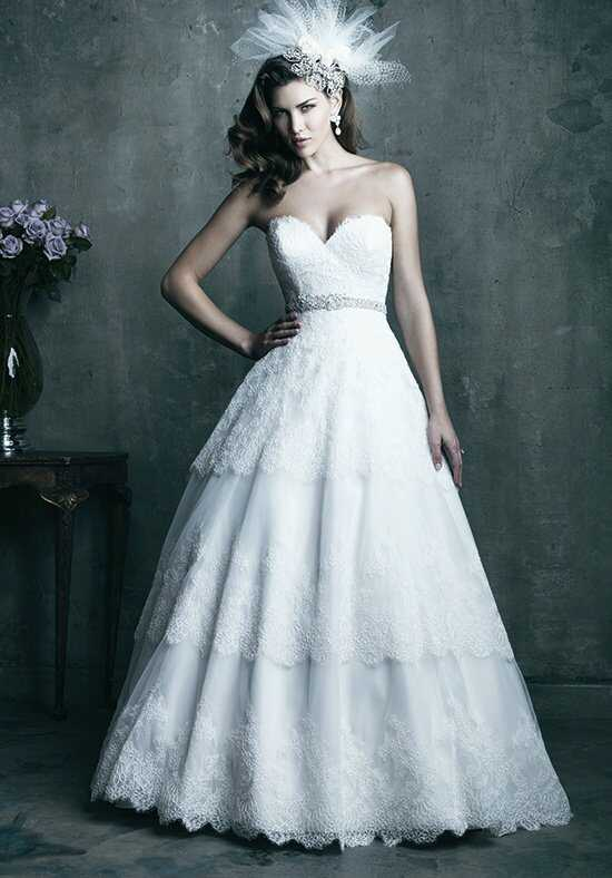 Allure Couture C285 Wedding Dress photo