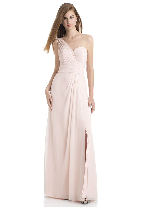 Bill Levkoff 749 One Shoulder Bridesmaid Dress
