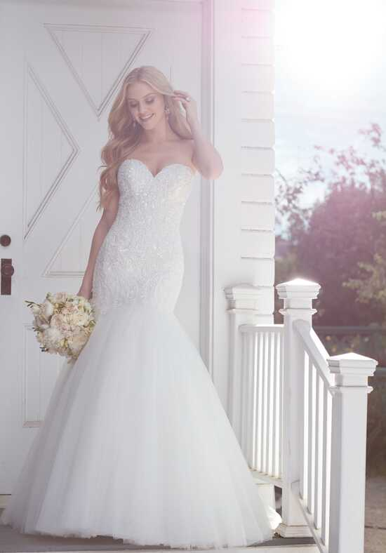 Martina Liana 867 Mermaid Wedding Dress