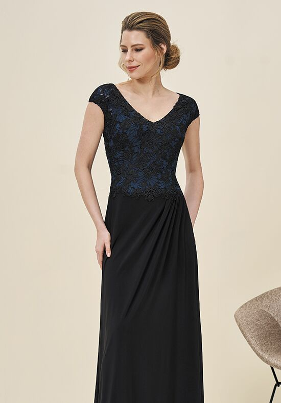 Jade J195067 Black Mother Of The Bride Dress