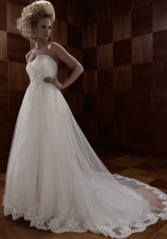 Amaré Couture B033 A-Line Wedding Dress