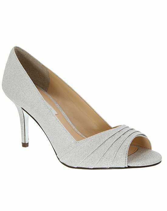 Nina Bridal Wedding Accessories VESTA_ARGENTO WONDERLAND Silver Shoe