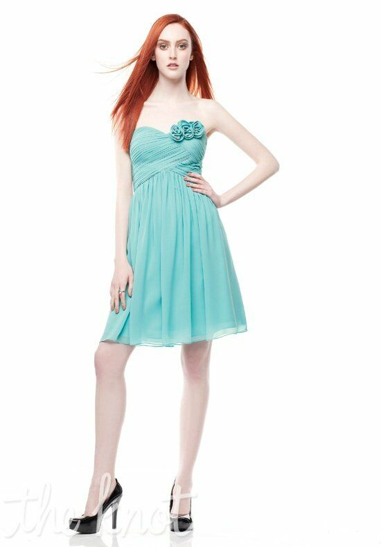 Bill Levkoff 109 Sweetheart Bridesmaid Dress
