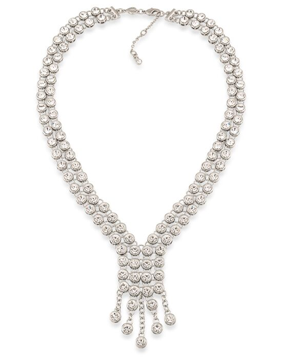 Carolee Jewelry CLN00423S100 Wedding Necklace photo