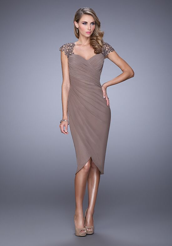 La Femme Evening 21648 Mother Of The Bride Dress