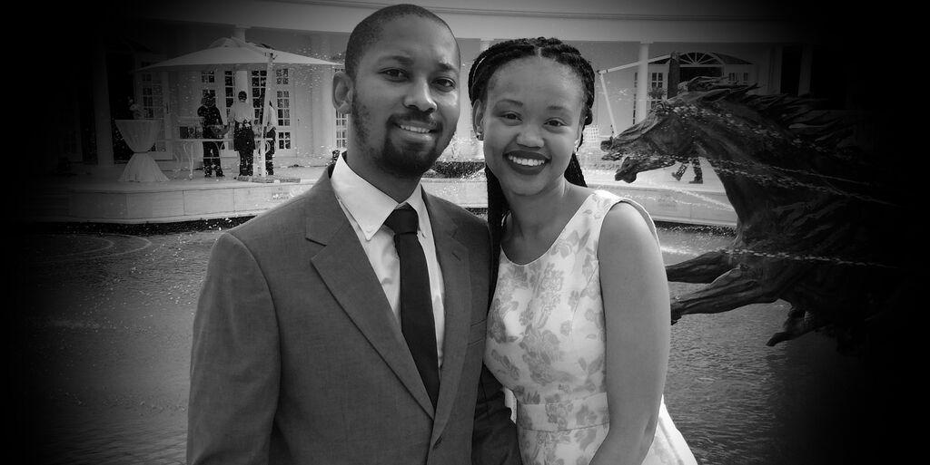 Babongile Mandela And Thabiso Leeuws Wedding Website