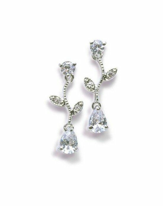 Anna Bellagio CHLOE CUBIC ZIRCONIA EARRINGS Wedding Earring photo