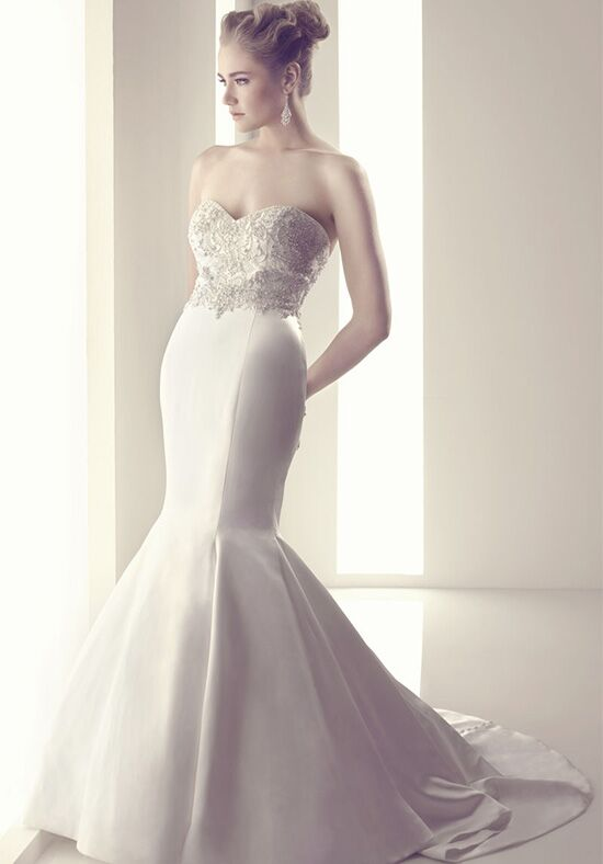 Amaré Couture B086 Mermaid Wedding Dress
