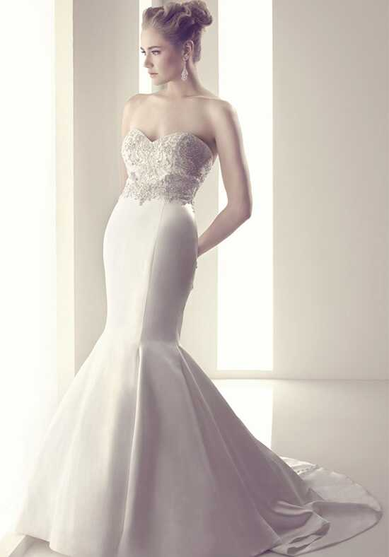 Amaré Couture by Crystal Richard B086 Mermaid Wedding Dress