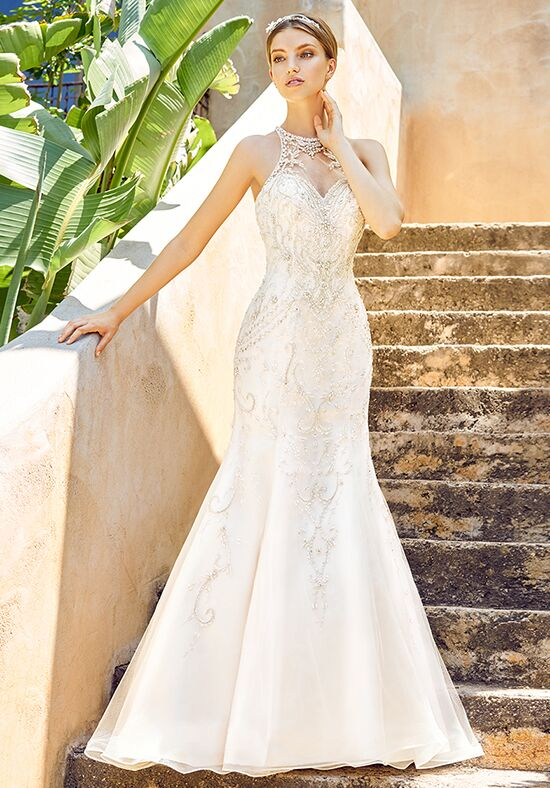 Val Stefani Simone Mermaid Wedding Dress