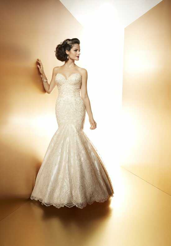 Matthew Christopher Marilyn Wedding Dress
