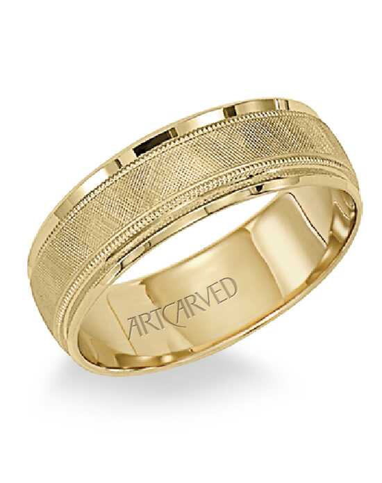 ArtCarved 11-WV3402 Gold Wedding Ring