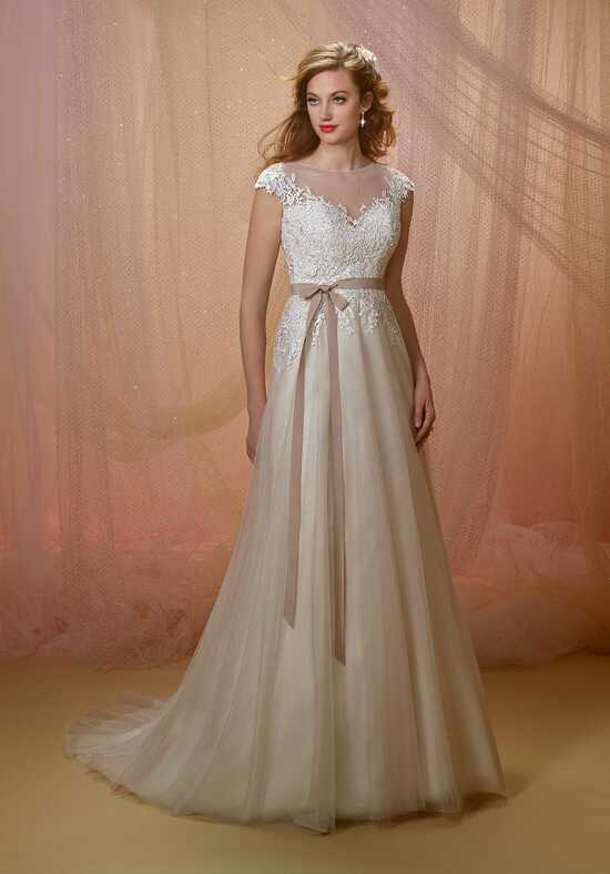 1 Wedding by Mary's Bridal 6489 A-Line Wedding Dress
