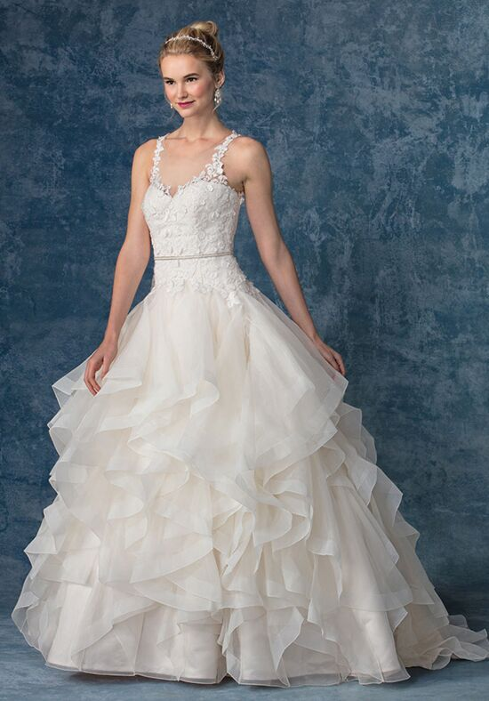 Beloved by Casablanca Bridal BL248 Tiffany Ball Gown Wedding Dress