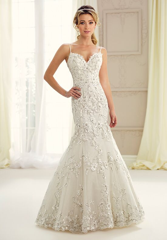 Enchanting by Mon Cheri 217124 Mermaid Wedding Dress