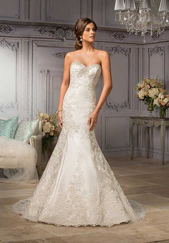 Jasmine Couture T182001 Mermaid Wedding Dress