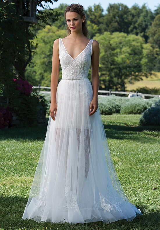 Sincerity Bridal 3970 A-Line Wedding Dress