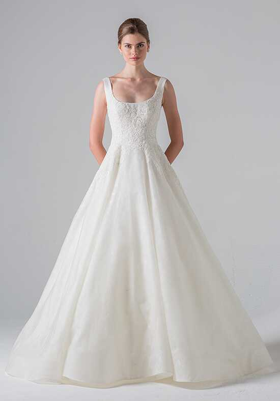 Anne Barge Monceau Ball Gown Wedding Dress