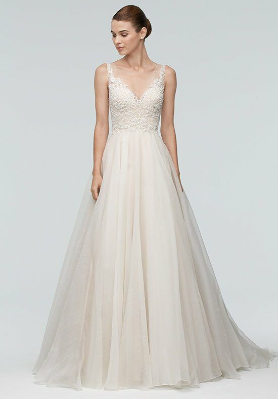 Watters Brides Janet 9038B Ball Gown Wedding Dress