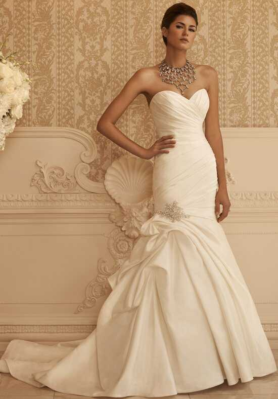 Casablanca Bridal 2106 Mermaid Wedding Dress