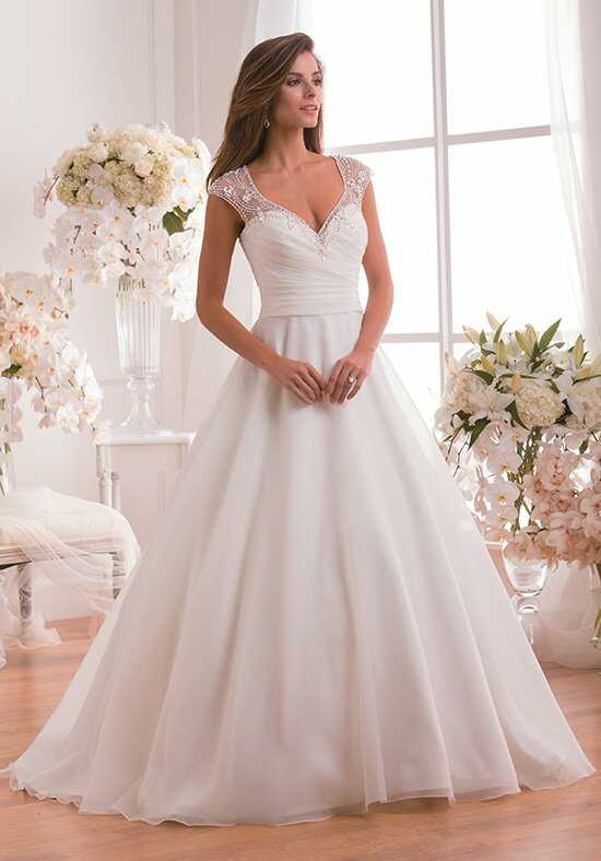 Jasmine Collection F171010 Ball Gown Wedding Dress