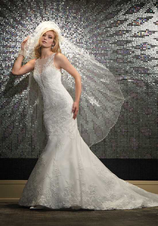 1 Wedding by Mary's Bridal 6434 Mermaid Wedding Dress
