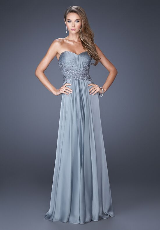 La Femme Evening 20449 Mother Of The Bride Dress