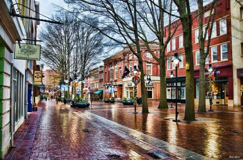 West Main Street Restaurant Charlottesville Virginia