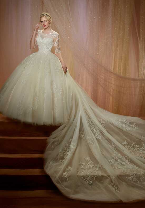 1 Wedding by Mary's Bridal 6459 Ball Gown Wedding Dress