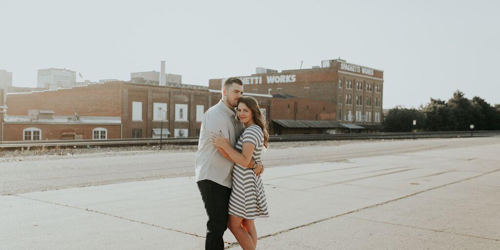 Ryan and emily wedding