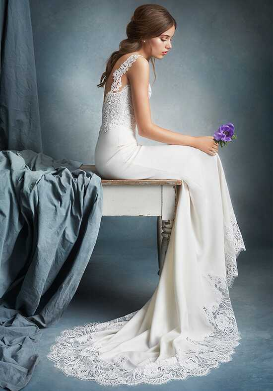Tara Keely 2603 Sheath Wedding Dress