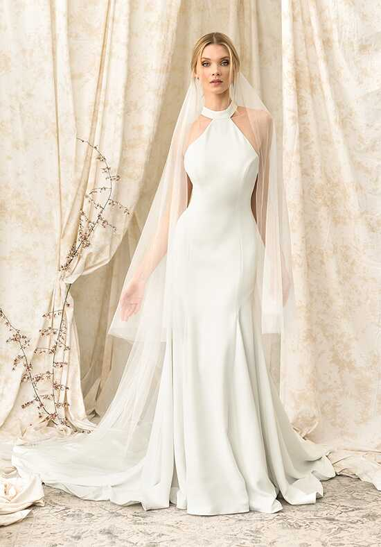 Justin Alexander Signature 9905 Mermaid Wedding Dress