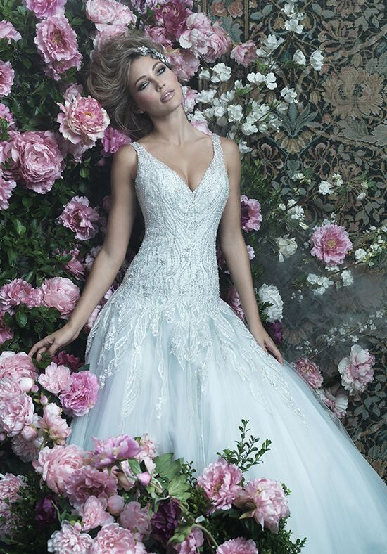 Allure Couture C414 Wedding Dress - The Knot