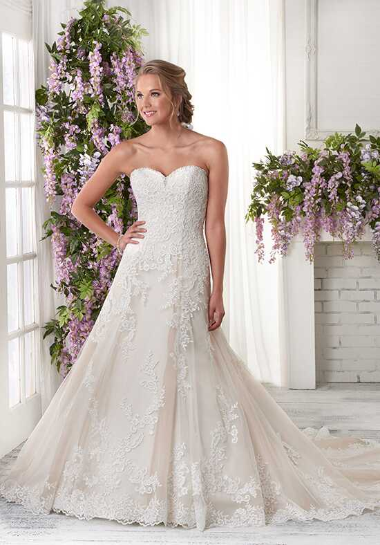 Bonny Bridal 604 Wedding Dress photo