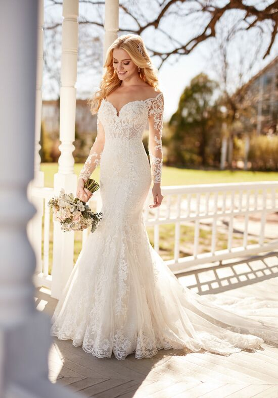 Martina Liana 870 Mermaid Wedding Dress